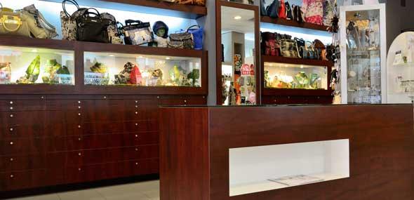 Trabajos de interiorismo en tiendas